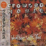 Crowded House Weather With You + Byrdhouse Tracks Japan CD single
