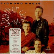 Click here for more info about 'Crowded House - Weather With You'