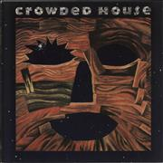 Crowded House Woodface - EX UK vinyl LP