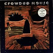 Click here for more info about 'Crowded House - Woodface - Hype Stickered - VG'
