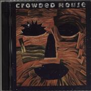 Crowded House Woodface UK 2-CD album set