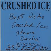 Click here for more info about 'Crushed Ice Vol. 1 - Autographed'