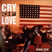 Click here for more info about 'Cry Of Love - Peace Pipe'