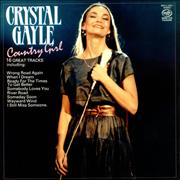 Click here for more info about 'Crystal Gayle - Country Girl'