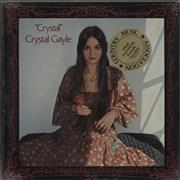 Click here for more info about 'Crystal Gayle - Crystal - Sealed'