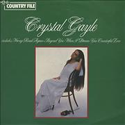 Click here for more info about 'Crystal Gayle - Crystal Gayle - The Country File'