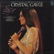 Click here for more info about 'Crystal Gayle - Don't It Make My Brown Eyes Blue - 20 Love Songs'