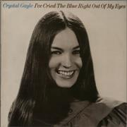 Click here for more info about 'Crystal Gayle - I've Cried The Blue Right Out Of My Eyes'