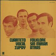 Click here for more info about 'Cuarteto Zupay - Folklore Sin Mirar Atras'