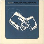 Click here for more info about 'Cube (90s) - Natural Millionaire'