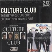 Click here for more info about 'Culture Club - 2 CD Originals - Sealed'