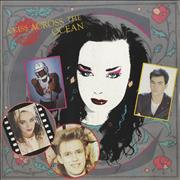Click here for more info about 'Culture Club - A Kiss Across The Ocean + ticket stub'