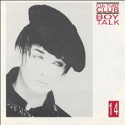 Click here for more info about 'Culture Club - Boy Talk 14'