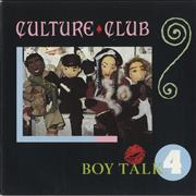 Click here for more info about 'Culture Club - Boy Talk 4'