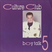 Click here for more info about 'Culture Club - Boy Talk 5'