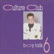 Click here for more info about 'Culture Club - Boy Talk 6'