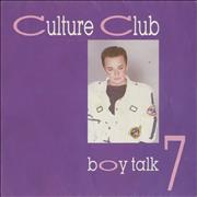 Click here for more info about 'Culture Club - Boy Talk 7'