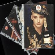 Click here for more info about 'Culture Club - Collection of Official Fan Club Newsletters & Flexi Discs'