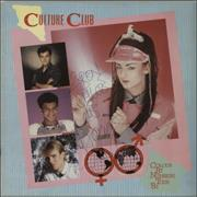 Click here for more info about 'Culture Club - Colour By Numbers Tour '83 - Autographed + Tour Itinerary'