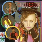 Click here for more info about 'Culture Club - Colour By Numbers'