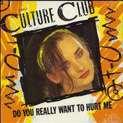 Click here for more info about 'Culture Club - Do You Really Want To Hurt Me - Sealed'