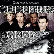 Click here for more info about 'Culture Club - Greatest  Moments'