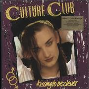 Click here for more info about 'Culture Club - Kissing To Be Clever - 180gram Yellow Vinyl + Numbered Sleeve'