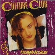 Click here for more info about 'Culture Club - Kissing To Be Clever'