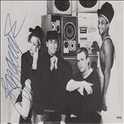 Click here for more info about 'Culture Club - Signed Walker Print'