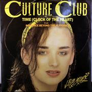 Click here for more info about 'Culture Club - Time (Clock Of The Heart)'