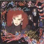 Click here for more info about 'Culture Club - Waking Up With The House On Fire'