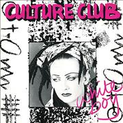Click here for more info about 'Culture Club - White Boy'
