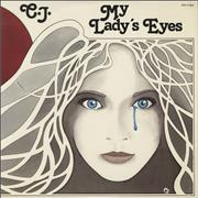 Click here for more info about 'Curt Johnson - My Lady's Eyes - Quad'