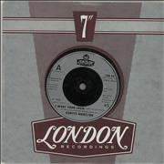 "Curtis Hairston I Want Your Lovin' UK 7"" vinyl"