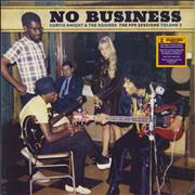 Click here for more info about 'Curtis Knight - No Business - The PPX Sessions Volume 2 - Brown Vinyl Sealed'