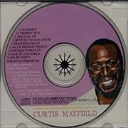 Click here for more info about 'Curtis Mayfield - Curtis Mayfield'