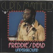 Click here for more info about 'Curtis Mayfield - Freddie's Dead'