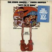 Click here for more info about 'Curtis Mayfield - Let's Do It Again'