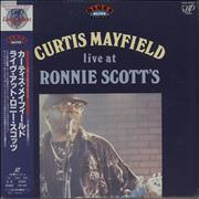 Click here for more info about 'Curtis Mayfield - Live At Ronnie Scott's'