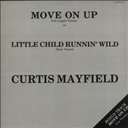 Click here for more info about 'Curtis Mayfield - Move On Up'