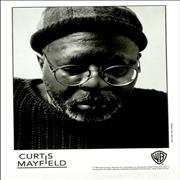 Click here for more info about 'Curtis Mayfield - New World Order'