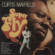 Curtis Mayfield Super Fly UK vinyl LP