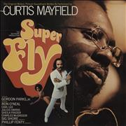 Curtis Mayfield Super Fly USA vinyl LP