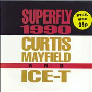 Click here for more info about 'Curtis Mayfield - Superfly 1990'