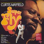 Curtis Mayfield Superfly UK 2-LP vinyl set
