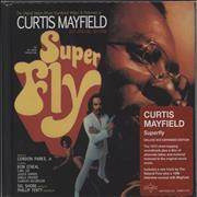 Curtis Mayfield Superfly UK 2-CD album set