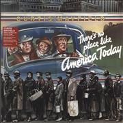 Curtis Mayfield There's No Place Like America Today UK vinyl LP