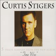 Click here for more info about 'Curtis Stigers - Time Was Sampler'