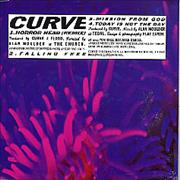 Click here for more info about 'Curve - Horror Head'