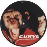 Click here for more info about 'Curve - Ten Little Girls'